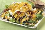 Points Plus-Southwestern Layered Salad