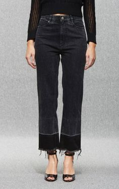 Rachel Comey - Slim Legion Pant - Denim - Clothing - Shop