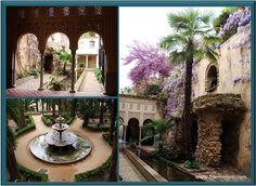 Carmen de los Martires - Granada - Espanha - letsdothismyway.com