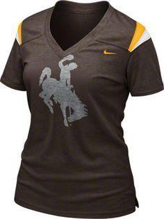 WANT. Wyoming Cowboys T-Shirt #GoWyo