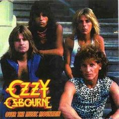 Ozzy Osbourne Band with Randy Rhoads............