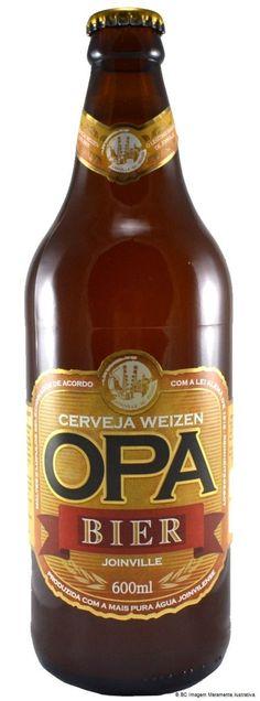 Opa Bier Weizen 600ml
