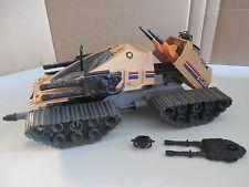 """Raider Tank Vintage 3 3/4"""" GI Joe ARAH Vehicle Lot"""