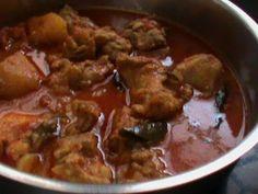 Karala Village style Chicken curry