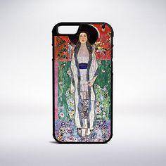 Gustav Klimt - Adele Bloch Bauer II Phone Case – Muse Phone Cases
