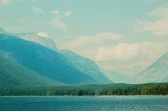Photography Color Print Photo / Lake MacDonald by DivineViewPrints