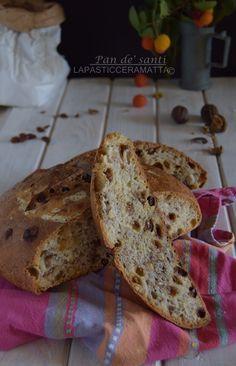 Pan de' santi con pasta madre