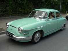 Panhard from 1961 a classic car offered by Didier H Vintage Cars, Antique Cars, Auto Retro, Drag Cars, Pickup Trucks, Old Cars, Concept Cars, Cars And Motorcycles, Peugeot