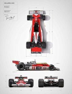 James Hunt | 40 Years A Champion ~ 2016 marks the 40th anniversary of James Hunt's world championship victory. The McLaren Formula 1 Team has released a stunning series of original posters and prints in honor of James Hunt's World Drivers Championship in 1976. Prints are available for purchase at www.mclarenstore.com #F1 #Formula1 #JamesHunt #McLarenF1 #McLarenM23