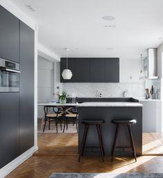 Sanna Fischer Nordstorm's home - via cocolapinedesign.com