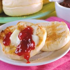 """""""I've used this delicious recipe for about 29 years. They are very good . . . much better than any store-bought English Muffins I've ever had."""" For more visit http://sh.st/wOrY8 :)"""
