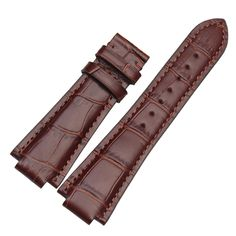 >> Click to Buy << 24mm High Quality Genuine Leather Watch Bands Strap Watch Men Accessories For Tissot T60 bracelet #Affiliate