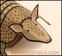 1000 Images About Armadillo Crafts On Pinterest