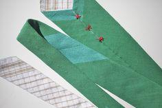 Green tea tie - Ereaux