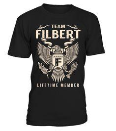 Team FILBERT - Lifetime Member