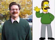 16 People Who Look Exactly Like Cartoon Characters 0