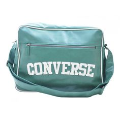 Converse Reporter Heritage PU Forest Green