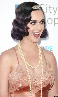 We love Katy Perry's deco inspired look! Especially the up 'do and pearls!   Google Image Result for http://i.huffpost.com/gen/643824/thumbs/o-KATY-PERRY-570.jpg%3F4