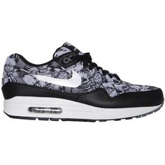 dcfb909226 ... Nike Sneakers Air Max Floral (181) ❤ liked on Polyvore featuring shoes,  sneakers ...