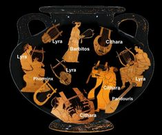 Some descriptions of ancient Greek instruments