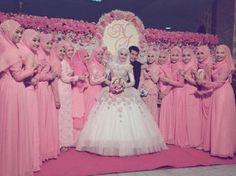 Luxury Custom Muslim Bridesmaid Dresses 2015 Events Real Image ...