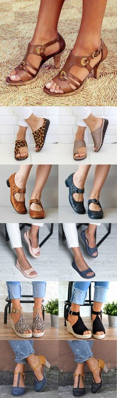 SHOP OFF Summer Sandals Shoes Best Women's Shoes Picks Today! Women's Shoes, Cute Shoes, Me Too Shoes, Shoe Boots, New Shoes, Summer Shoes, Summer Sandals, Giuseppe Zanotti Heels, Mode Chic