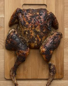 Spatchcock Jerk Chicken