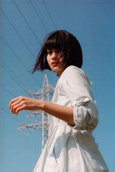 Japanese girl - Ai Hashimoto
