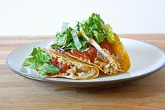 How To Make  Taco Recipe : Red Lentil and Brown Rice Tacos