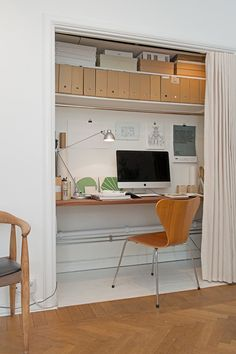 small office/work space