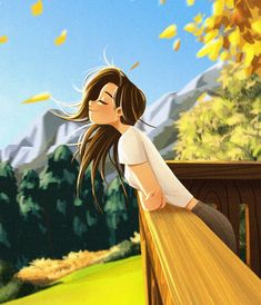 Cute Girl Drawing, Cartoon Girl Drawing, Anime Girl Drawings, Art Drawings Sketches, Anime Art Girl, Cool Drawings, Cartoon Girl Images, Cute Cartoon Girl, Cartoon Art Styles