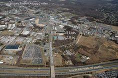 AUCTION - Friday, May 8. 2.80 Acres for Commercial use in Fredericksburg, Virginia. http://www.landbluebook.com/ViewLandDetails.aspx?txtLandId1=8631ba5b-e7ac-44fb-9b03-05a88b6f2afd#.VS1qf5PqX-U