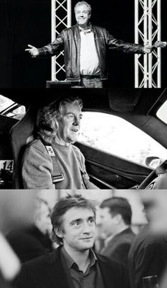 Top Gear won't be the same without these three