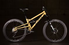 Matter Cycles Two Stroke Mtb