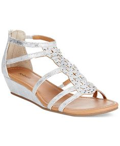 Style&co. Blayze Wedge Sandals