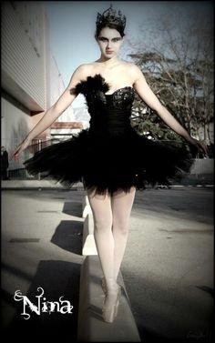 Black Swan good costume idea!