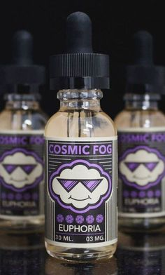 2vaped - Euphoria (Cosmic Fog), $21.95  - NEW from Cosmic Fog Vapors - Euphoria has arrived! The cereal vape you've been waiting for is finally here - Orangey orange, wild berry blue and lemony lemon pieces submerged in milk make this classic vaping treat.  In stock in all strengths and sizes - you've got to try this! #ecigs #eliquid #vape - (http://www.2vaped.com/euphoria-cosmic-fog/)