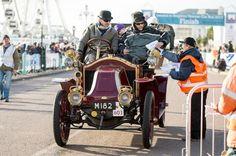 Bonhams London to Brighton Veteran Car Run - Gallery