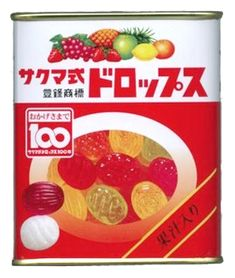 meiji fruit drop candy