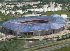 Grand stade OL / Stade des lumieres Lyon  58000 Euro 2016