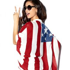 Hey patriot! Got your red, white, and blue gear yet for the 4th of July? Forever 21 has you covered: