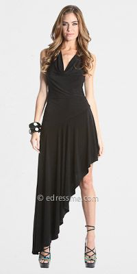 Black Tango Dress