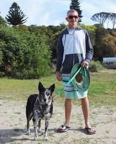 """""""would never leave Portland I have a beautiful home close by the golf course. My dog Appy and I go to the beach a lot we take the kayak and she sits on the front she's my best friend"""" #thehumansofportland #portland #nunsbeach #portlandaustralia by thehumansofportland"""