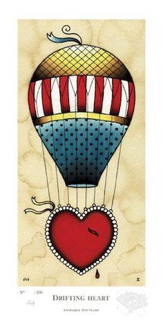 Proposal on a Hot Air Balloon