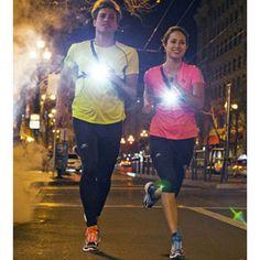 NEW Popular Outdoor Sport Running Lights Q5 LED Night Running Flashlight Warning Lights USB Charge Chest Lamp White Light Torch #jewelry, #women, #men, #hats, #watches, #belts