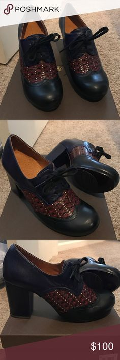 Chie Mihara Tamer Size 38 Size 38.  US 7.5 equivalent.   New condition- never worn. Shoes Heels