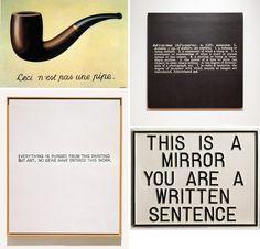 Joseph Kosuth: Art, re-imagined by The White List | Details Network