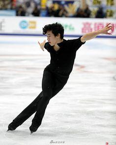 Nathan Chen figure skating
