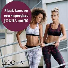 WINACTIE! Maak kans op een giftcard t.w.v. € 150 en shop de nieuwste collectie van Jogha!