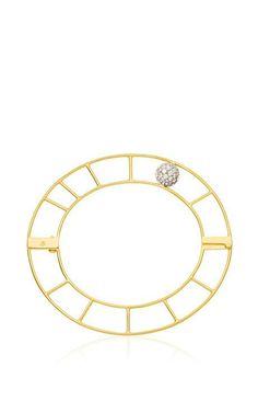 Vertical Cage Bracelet by Aimee Aimer for Preorder on Moda Operandi
